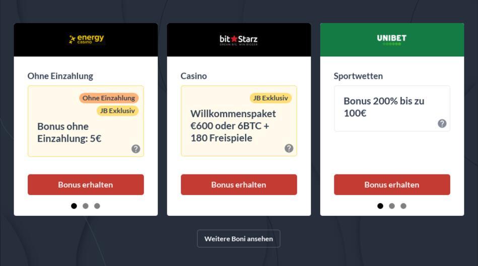 Die besten online Spielautomaten mit Echtgeld