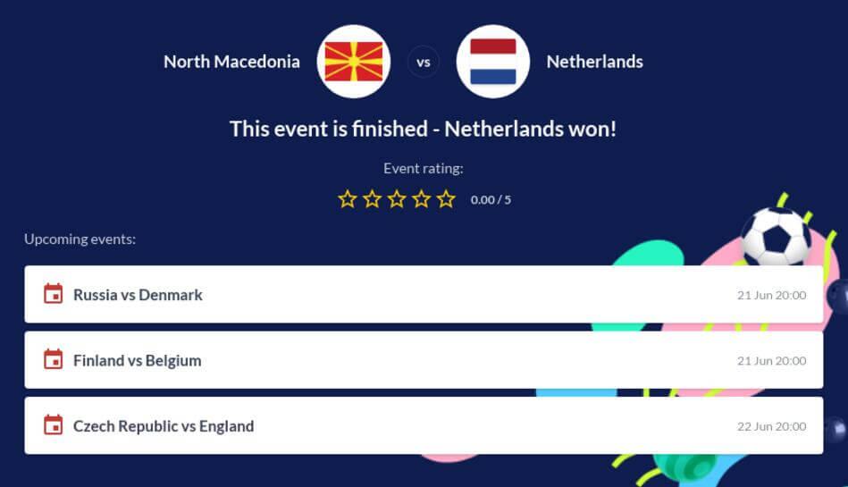 North Macedonia vs Netherlands Betting Tips