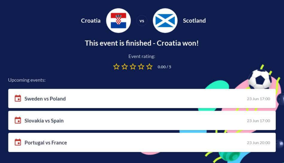 Scotland vs Croatia Betting Tips