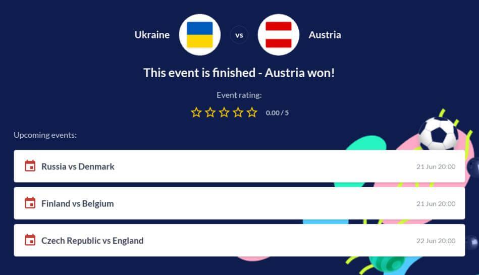 Ukraine vs Austria Betting Tips
