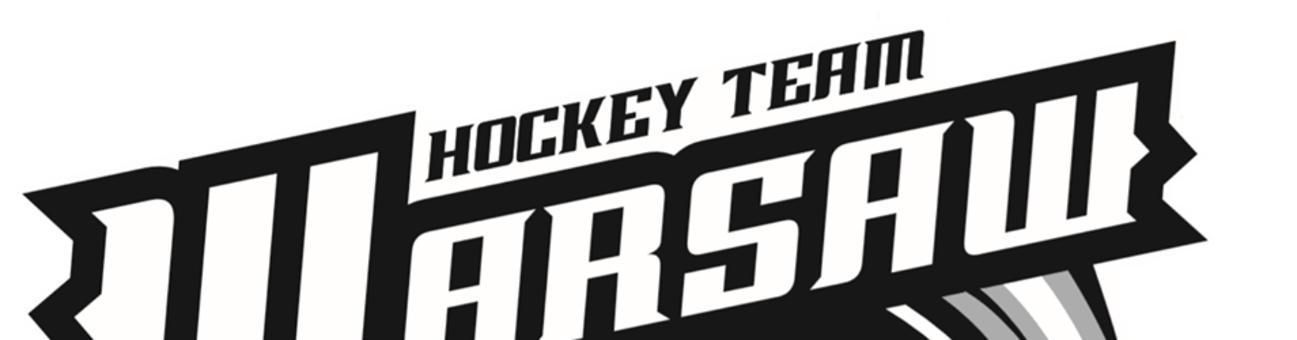 Logo warszawski hokej