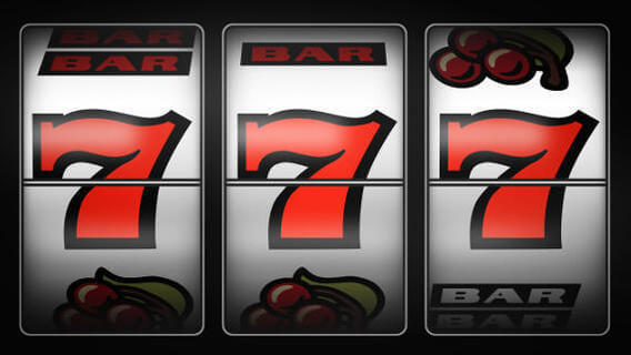 Slot Machine Triple 7