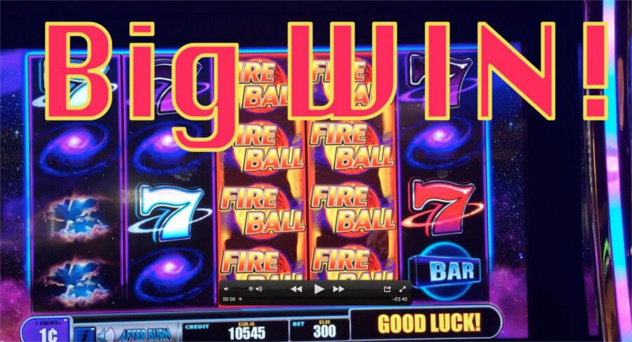 Free slots with fireballs