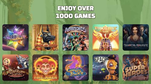 Casino Spiele Liste 2021 – The New Noir106