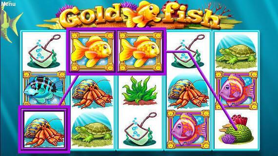 Play goldfish slot machine game online free online strip slot games