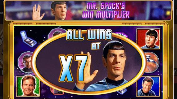 Star Trek Slots Free