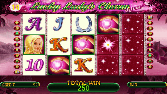 Play Lucky Lady Charm Online