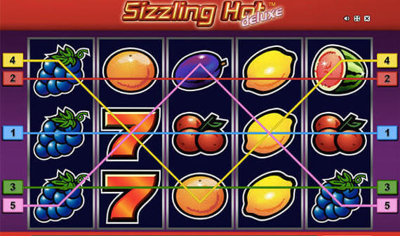 Sizzling Hot Deluxe Download Free Pc