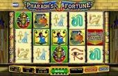 Pharaoh's Fortune slot for free