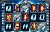 Download Avengers slot for free
