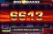 Big Bang slot machine here at Energy Casino