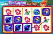 Blue Lagoon online slot machine