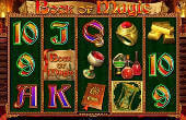 Book of Magic slot machine online