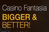 Casino Fantasia promo code 2021
