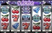 Retro Reels - Diamond Glitz classic slot machine