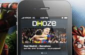 Dhoze Registration Code