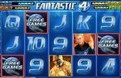 Download Marvel slot - Fantastic Four