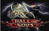 Hall of Gods online video slot machine