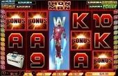 Iron Man Marvel Jackpot