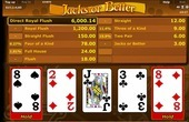 Jacks or Better game download for free