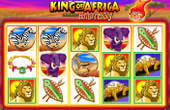 King of Africa online slot machine