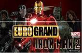 Play Marvel slots at Eurogrand casino