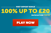 Play Million Casino bonus code