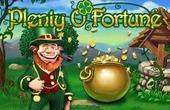 Play Plenty of Fortune online