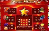 Power Stars Slot bei Stargames!