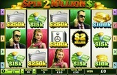 Spin 2 Million $ slot download for free