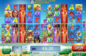 Similar game to Fortunes of the Caribbean slot machine