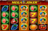Mega Joker kostenlos ohne Anmeldung spielen