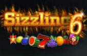 Sizzling 6 online kostenlos spielen ohne Anmeldung