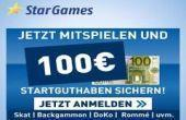 Erhalten Sie Stargames Bonus