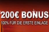 Erhalten Sie den Bonus bis zu 200€