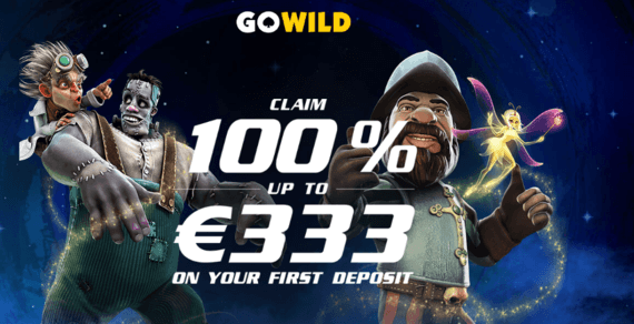 Aktionscode Gowild Casino