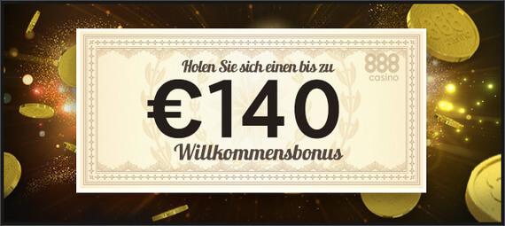 Aktionscode 888 Casino