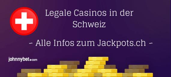 Casino Jackpot Schweiz