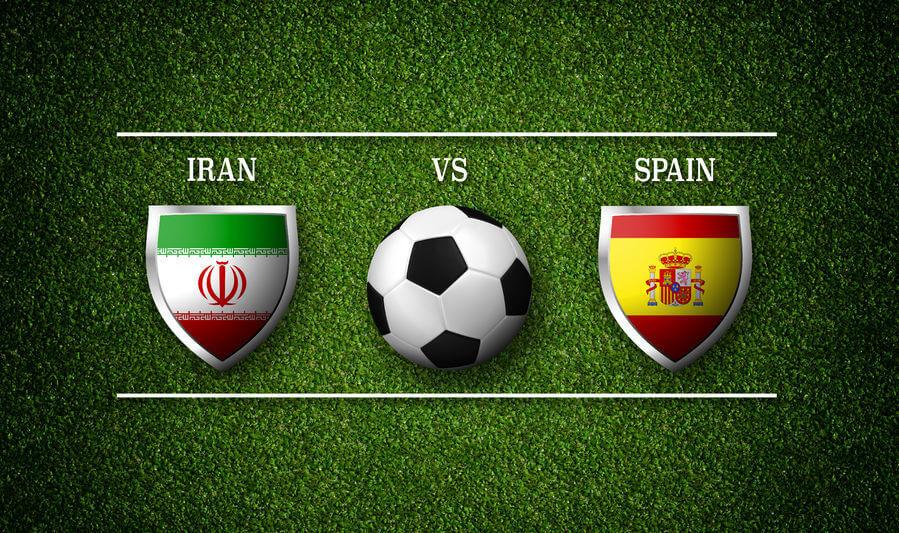 Spanien Vs Iran