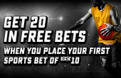 BetStars free bet