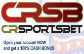 CRSportsBet promo code 2021