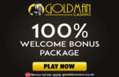 Goldman Casino Bonus