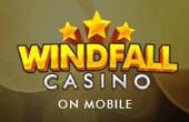 windfall casino mobile