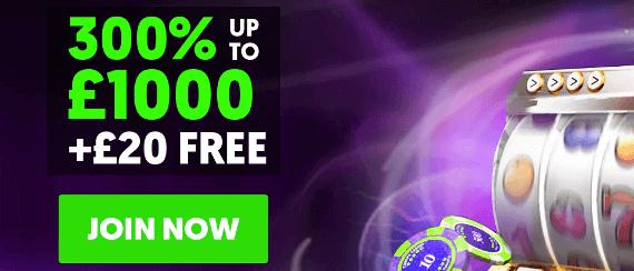 Cashpot Casino Registration Bonus Code 2021 Vip 1000 20 Free