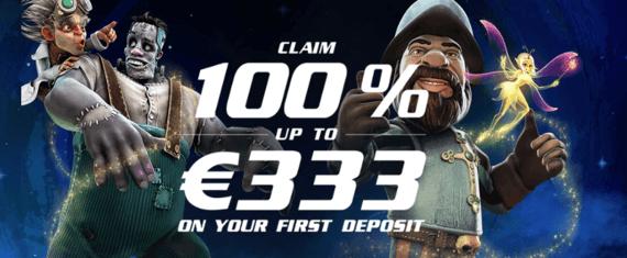 Go Wild Casino Bonus