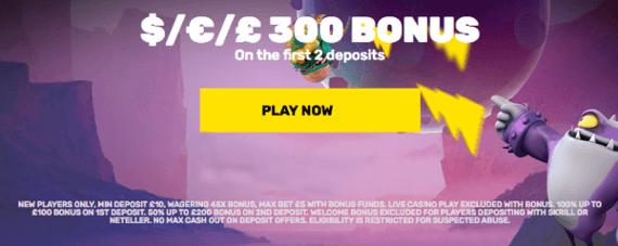 Hyper Casino Review 2020 Bonus Up To 300 Vip Promo Code