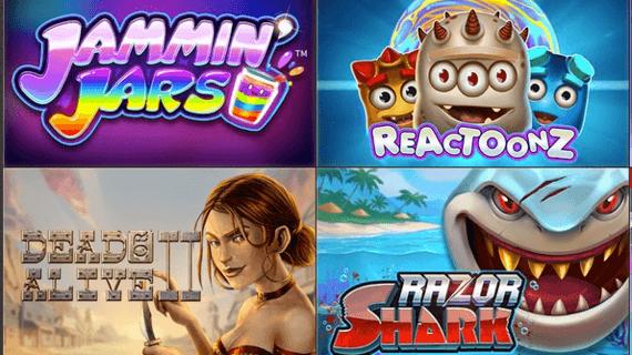 Online slot machines canada