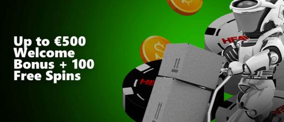 Heavy Chips Casino Bonus Code