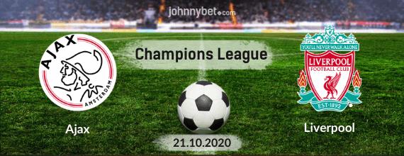Ajax Vs Liverpool Betting Tips Odds Predictions Live Stream
