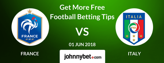France v italy betting preview write for us sports betting